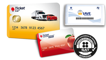 Human Resources Mexico - Gas cards, food cards, and toll road card